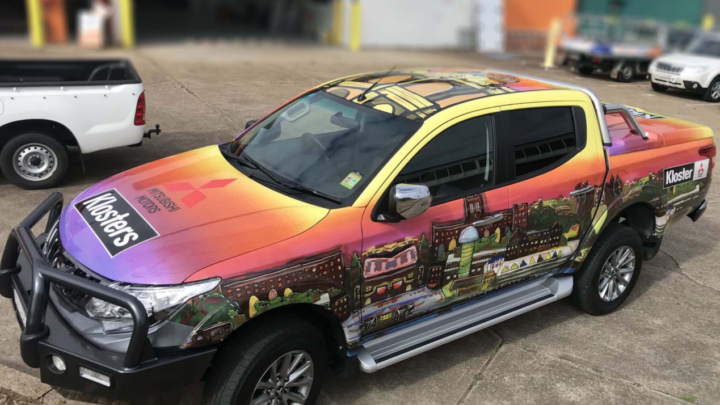 Car Wrapping: The Advantages of Labeling a Commercial Vehicle